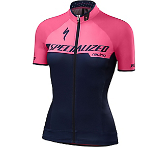 ebbbc5d35 Specialized SL Pro Women s Jersey Team Neon Pink Black Small