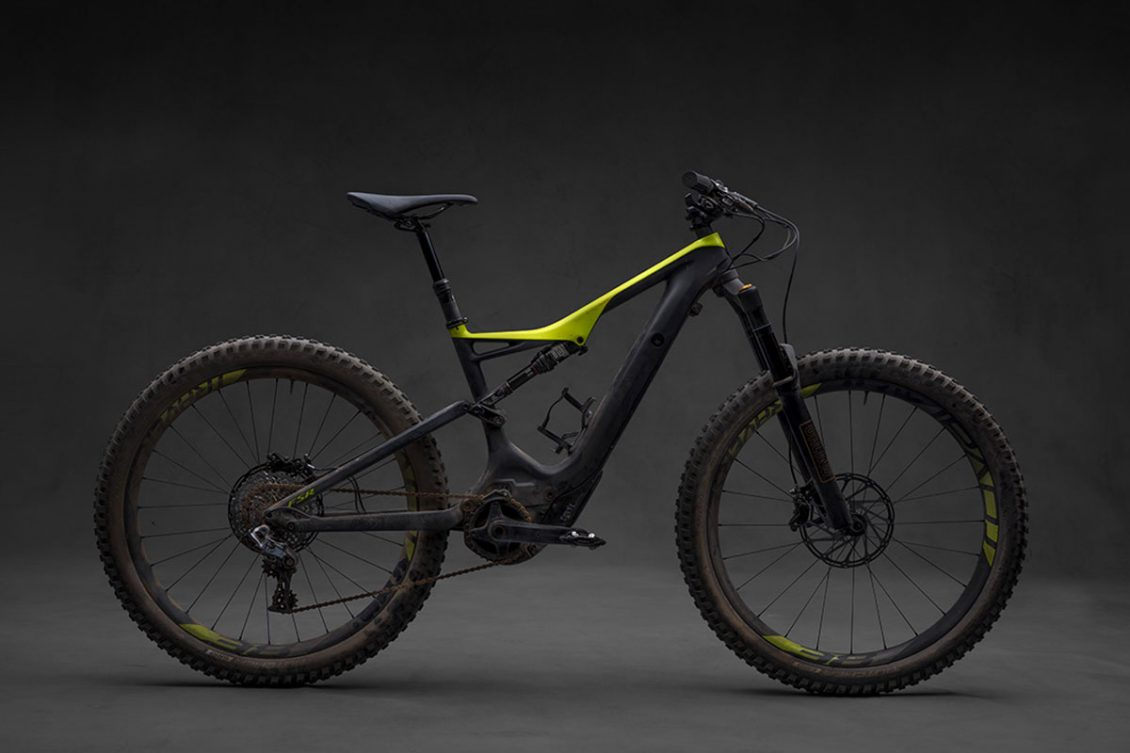 Specialized Turbo Levo E mountain bike now at Bike Society