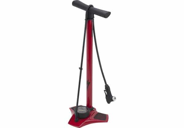 Specialized Air Tool Comp Floor Pump Red