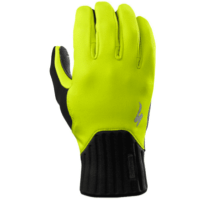Specialized Deflect Long Finger Gloves Neon Yellow