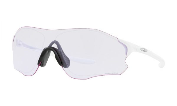 Oakley EVZero Path Sunglasses Polished White