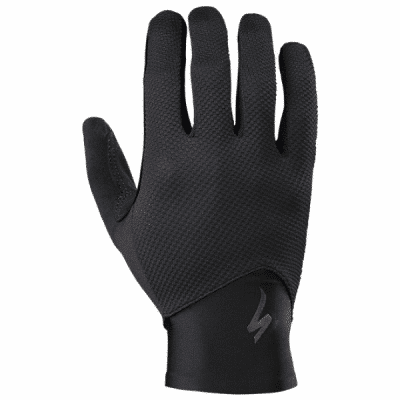 Specialized Renegade Long Finger Gloves Black