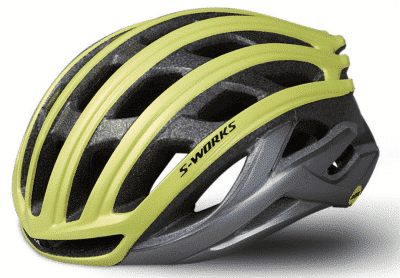 Specialized S-Works Prevail II with ANGI Helmet Ion-Charcoal
