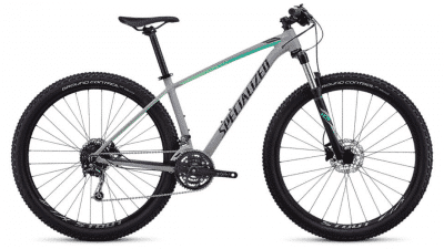 2018 Specialized Women's Rockhopper Expert Satin Gloss Cool Grey-Cali Fade-Tarmac Black