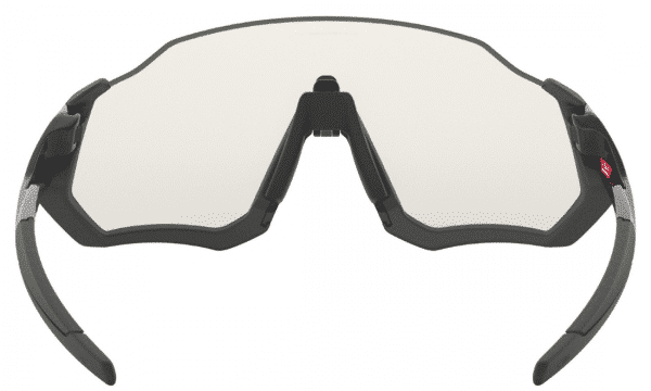 Oakley Flight Jacket Sunglasses Steel with Photochromic (4)