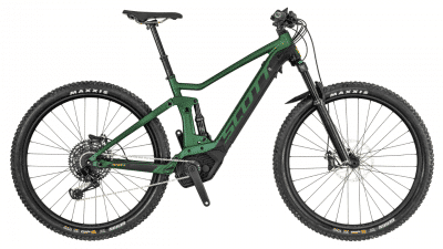 2019 Scott Strike eRide 910