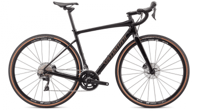2020 Specialized Diverge Comp Carbon Gloss Carbon-Gunmetal Reflective Clean