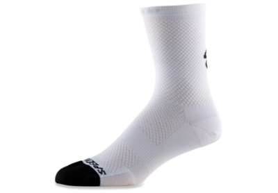 Specialized Hydrogen Vent Tall Socks - White