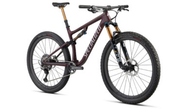 2021 Specialized Epic EVO Pro - Gloss Cast Umber-Clay (2)