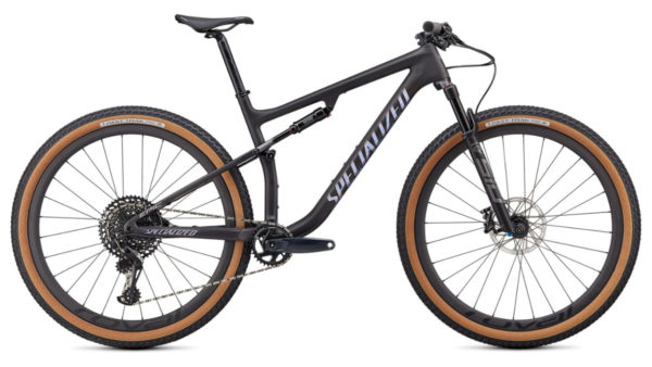 2021 Specialized Epic Expert - Satin Carbon-Spectraflair