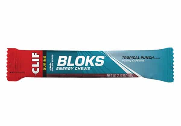 Clif Bloks Energy Tropical Punch 60g Chew
