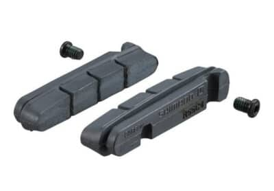 Shimano BR-9000 Brake Pad Inserts For Carbon Rim R55C4 (2 Pairs)